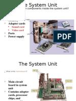 week 3 lec The System Unit