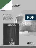 Svoboda ADB user manual