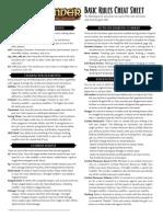 image regarding Pathfinder Character Sheet Printable identified as Pathfinder Personality Sheets Dungeons Dragons Gary
