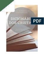 DICIONÁRIO DOS CRISTAIS