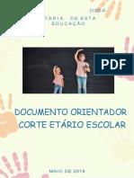 Doc Orientador - Corte etário escolar 2019 (1)