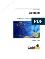 GoldSim Vol 1