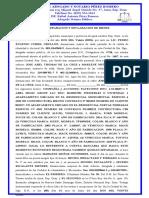 ACTO DE SEPARACION DE BIENES CORREGIDO
