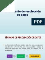 Diseno Instrumento Recoleccion Datos