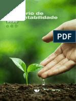 Relatório de Sustentabilidade 2020 - Universidade Do Vale Do Itajaí