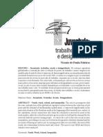 Juventude - de Vicente de Paula Faleiros
