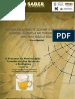 Apostila - Açúcar e Alcool - O Processo da Fermentação