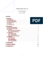 Jsontools Core Manual 1.6