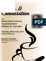 Coffee and Conversation Flier Barnes_Noble Aventura 3.29.11 v3[1]