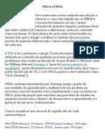 PDCA e PDSA