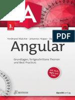 [IX Edition] Johannes Hoppe_ Danny Koppenhagen_ Ferdinand Malcher - Angular Grundlagen, Fortgeschrittene Themen Und Best Practices - Inklusive NativeScript Und NgRx (2020) - Libgen.li