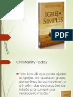 Igreja Simples - Resumo
