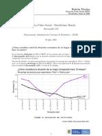 Encuesta Pulso Social - junio 2021 de Barranquilla y área metropolitana