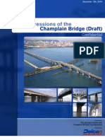 Impressions of the Champlain Bridge With Photos, by Delcan