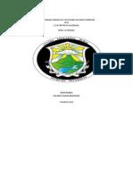 Cronograma General de Actividades 2021
