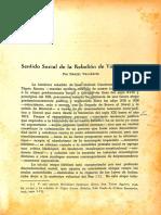 Valcárcel, D. (1954). Sentido social de la rebelión de Túpac Amaru. Letras Lima, 20, 50-53, 162-175