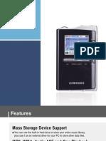 Samsung YH-J70JLB Manual