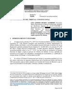 Demanda de Inconstitucionalidad contra Ley 31125
