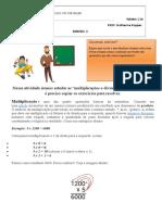 Atividade Semana 3 Matematica c10 Prof Guilherme