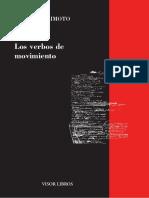 Yuko Morimoto - Los Verbos de Movimiento-Visor Libros, S.L. (2000)