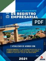 Manual de Registro Empresarial Da Juceb 2021