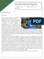ATIVIDADE SOCIOLOGIA 8°ano 17-11-20