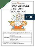 Projeto Mundo Da Leitura_era Uma Vez