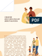 urgensi keluarga dalam hidup manusia