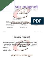 Belajar Instrumentasi - Sensor Magnet