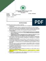 TOH-1era Evaluc MN-2021-I