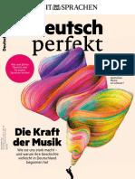 Deutsch perfekt - August 2021