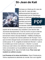 Pourquoi St-Jean de Kali | Stjeandekali's Blog