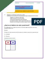 Viernes 25 de Junio Matematica El t.v.p