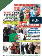 LE BUTEUR PDF du 29/03/2011