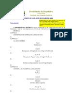 2. Decreto 5.123 de 01 JUL 2004 - Regulamenta a Lei 10.826