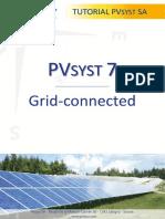 PVsyst Tutorials V7 Grid Connected.en.Fr