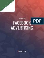 Kontra Advanced Facebook Advertising
