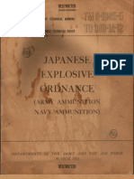 Tm 9-1985-5 Japanese Explosive Ordnance Chapter 4 - Army Ammunition