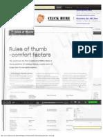 AC Rules of Thumb-Comfort Factors 0001
