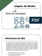 tipos de topologia de red _b