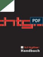 Lichtgitter-Handbuch