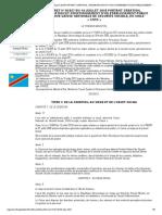 CSS DECRET CREATIO RDC