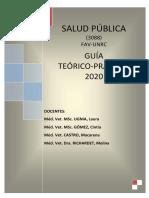Guía Salud Pública 2020