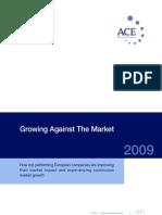ACE Survey - Growing Against The Market