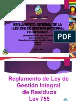 Presentacion Reglamento General de La Ley GIR 755 Cortado