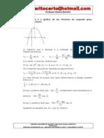 Questões Matemática Prova Correios