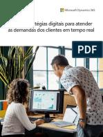 4 Estratégias digitais para atender clientes_Microsoft