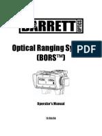 Manual-BORS