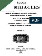 École Des Miracles