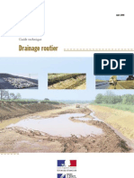 Drainage routier